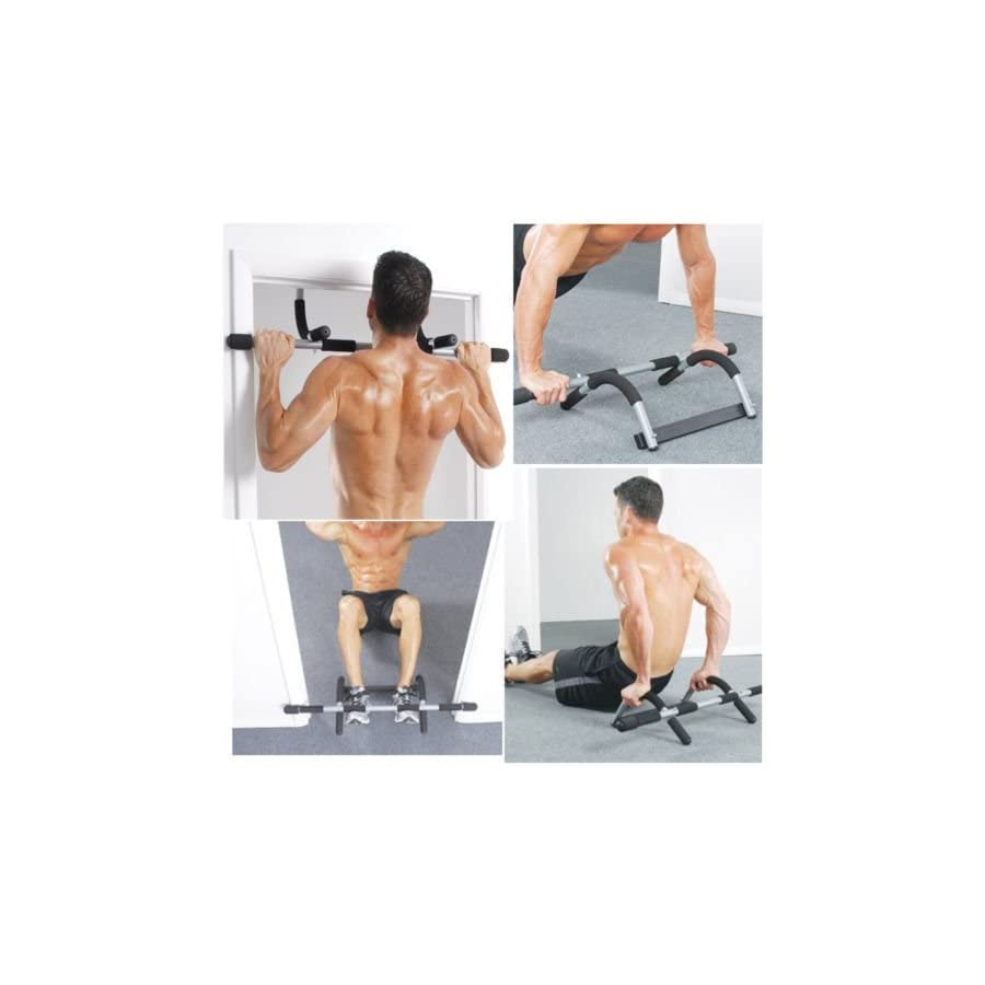 Homgrace Pull Up Bars Multi Purpose Workout Bar