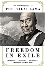 Freedom in Exile: The Autobiography of The Dalai Lama Paperback