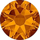 2000, 2058 & 2088 Swarovski Nail Art Gems Tangerine | SS16 (3.9mm) - Pack of 1440 (Wholesale) | Small & Wholesale Packs | Free Delivery