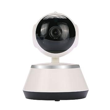 Hanbaili (UE Astilla) Baby Guard Cámara de Vigilancia Móvil, V380 1080 P wifi