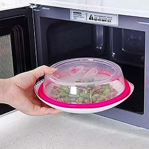 Amazon.com: Gotian – Cubierta para alimentos de microondas ...