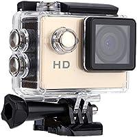Andoer KRQ1431940512443D2 Sport Mini DV Action Camera, 90° Wide Angle Lens Waterproof