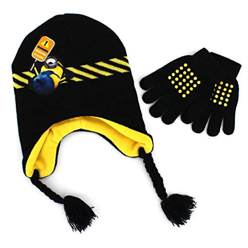 accessory-innovations-boys-despicable-me-minions-at-work-laplander-with-glove-set-multi-one-size