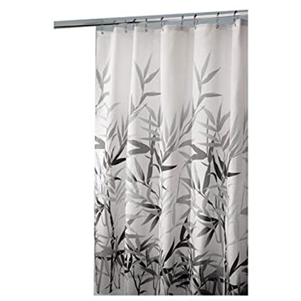 InterDesign 36527 Anzu Fabric Shower Curtain