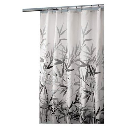Interdesign anzu fabric shower curtain 72 inches x 72 for Inter designs