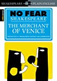 The Merchant of Venice (SparkNotes No Fear Shakespeare) by SparkNotes Editors (2003-07-03)