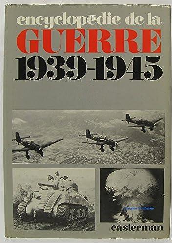 Livre Encyclopédie de la guerre 1939-1945 pdf, epub