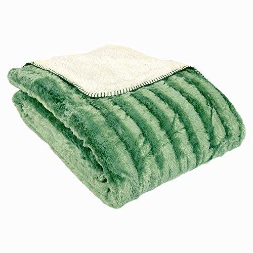 Cozy Fleece Oversized Luxury Blanket