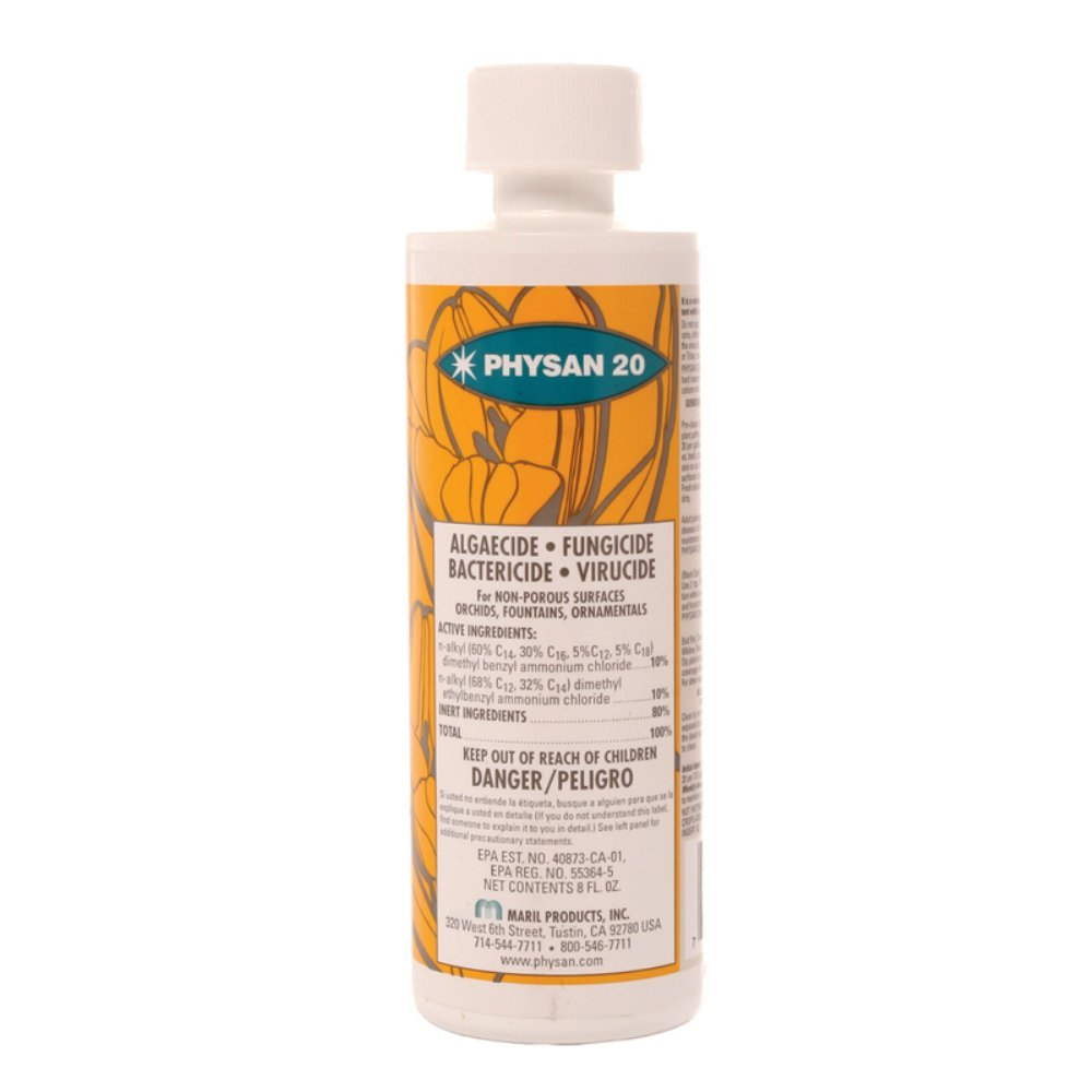 Physan 20 Fungicide - 8 Ounces