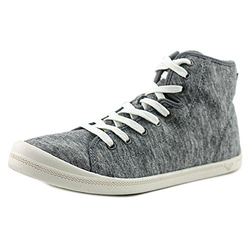 Roxy Womens Rizzo Höga Topp Canvas Mode Sneakers Lgr