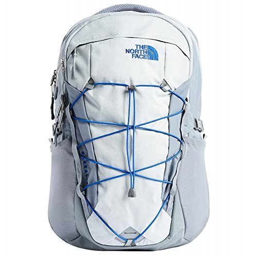 Carry Ballistic Nylon Case - The North Face Men's Borealis High-Rise Grey Light Heather/Mid Grey One Size