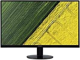 Acer Monitor SA0 SA220Qbid - IPS Panel 21,5, 16:9, 1920x1080 Full HD, 250 cd/m2, 4 ms, VGA + DVI + HDMI(1.4), Nero