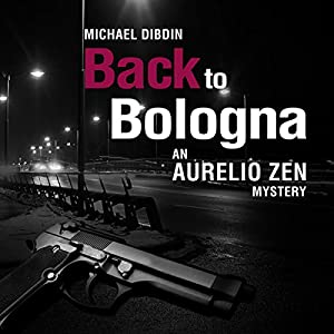 Aurelio Zen: Back to Bologna Audiobook