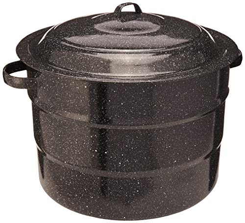 - Granite Ware Enamel-on-Steel Canning Kit, 9-Piece