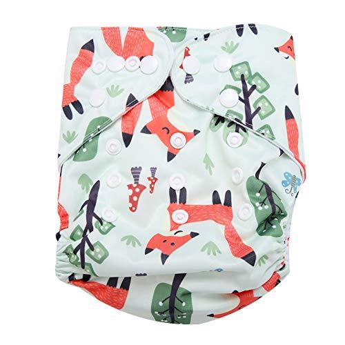 Herbruikbare luier voor baby's, herbruikbare baby-zwemluier voor het meenemen van uw baby voor het dragen van de baby…