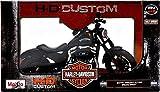 2014 Harley Davidson Sportster Iron 883 Motorcycle