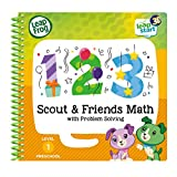 LeapFrog LeapStart 3D Scout & Friends Math with Problem Solving (English Version)