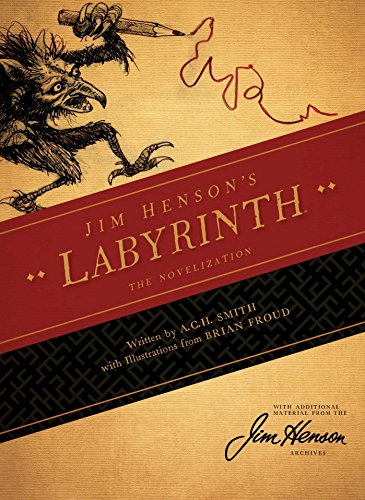 Jim Henson's Labyrinth: The Novelization for sale  Delivered anywhere in USA