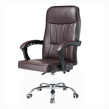 Sillas de recepción Silla de oficina, Silla de trabajo ergonómica para hombres o mujeres,