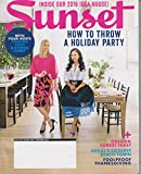 Sunset November 2016 How to Throw a Holiday Party (With Hosts Amanda Haas & Ayesha Curry)