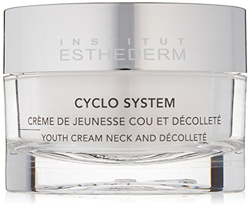 Institut Esthederm Cyclo System Youth Cream Neck & Decollete, 1.6 oz., 50 mL(Packaging may vary) (Cyclo System)
