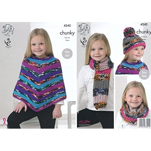 Easy Knitting Pattern For Scarf Amazon