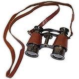 3x Metal Antique Binoculars (ToolUSA: G8445-2169MT)