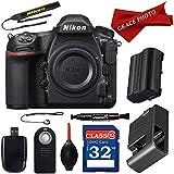 Nikon D850 FX-format Digital SLR Camera (Body Only) + Bundle