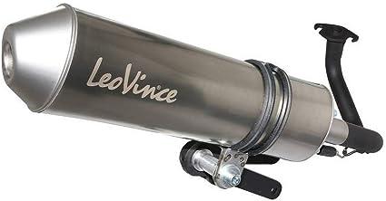 LeoVince - Bote para Scooter Kymco 50 Agility R10 2007+, Agility ...