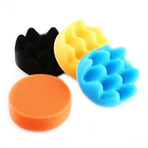 Cuque Polishing Wax Pad 50 Pcs 3