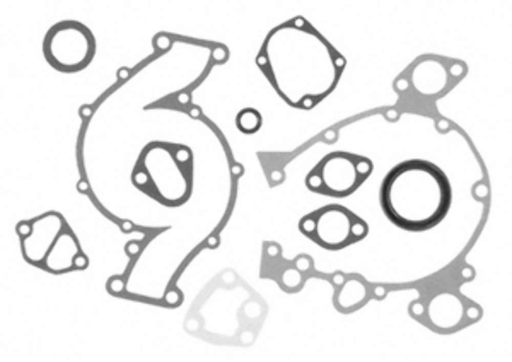 Engine Timing Cover Gasket Set Mahle JV5072