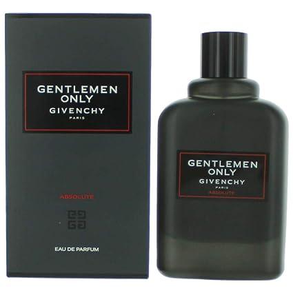 33c6d54c8 Amazon.com : Givenchy Gentlemen Only Absolute Eau de Parfum, 3.3 Fl Oz :  Beauty