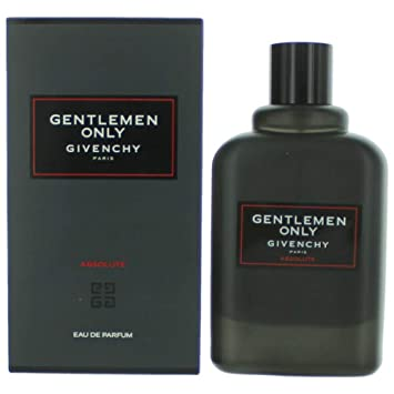 Amazoncom Givenchy Gentlemen Only Absolute Eau De Parfum 33 Fl