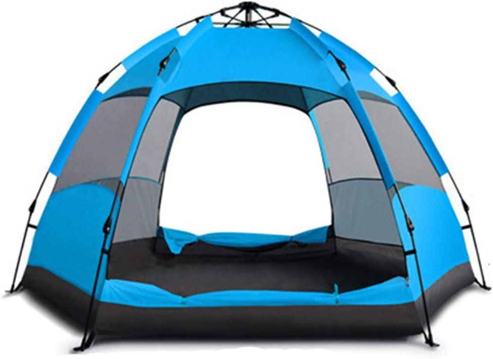 andere Outdoor-Aktivit/äten, RYDZCLH Pop-up-Kiosk Regen- und sonnengesch/ütztes Pop-up-Zelt automatisches tragbares einfach zu bedienen Camping geeignet f/ür Reisen