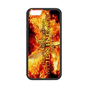 The Hunger Games iPhone 6 Plus 5.5 Inch Cell Phone Case Black yyfabd-315343