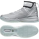 adidas Kids Unisex Dual Threat BB (Big Kid) Light Onix/Black/Onix Athletic Shoe