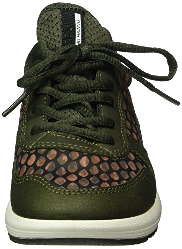 Deep Basses Multicolore Print50152 Cs16 Ikat Ladies Forest Vert Femme Ecco Baskets qZOAZU