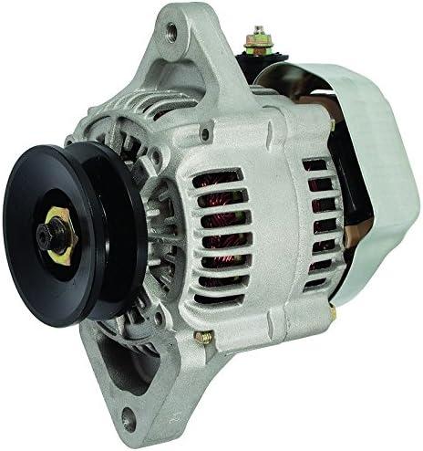 New Alternator For John Deere Tractor 4410 4500 4510 4600 4610 4700 4710 Am87990 129423-77200