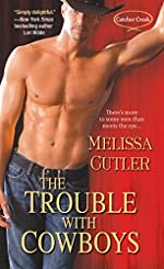 The Trouble With Cowboys (Catcher Creek Book 1)