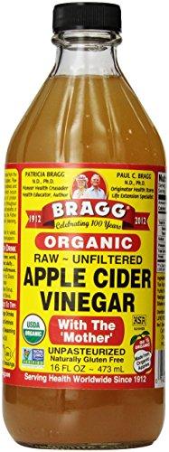 074305001161 - Bragg Organic Apple Cider Vinegar, 16 Fl Oz carousel main 0