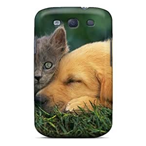 Galaxy Case - Tpu Case Protective For Galaxy S3- Happy Couple