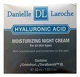 Danille Laroche Hyaluronic Acid Moisturizing Night Cream