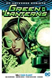 Green Lantern, Volume 1: Rage Planet