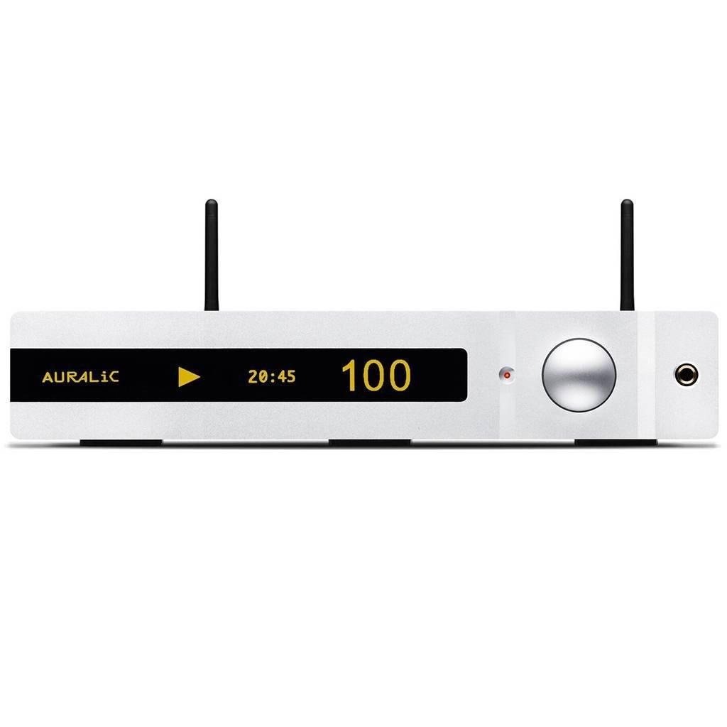 AURALiC ALTAIR Wireless Streaming DAC (Silver)