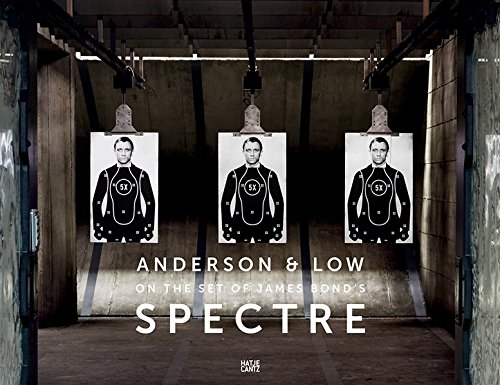 Anderson Collections Set - Anderson & Low: On the Set of James Bond's Spectre