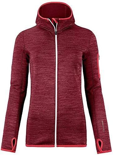 Ortovox Damen Fleece Melange Hoody W Jacket