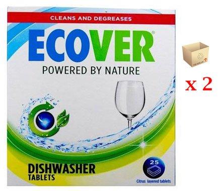 Ecover, Auto Dishwasher Tabs 17.6 Oz Ea 1