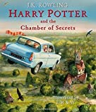 Harry Potter And The Chamber Of Secrets - Illustrated Edition (Harry Potter Illustrated Editi)