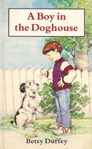 book cover of A Boy in the Doghouse
