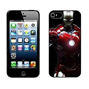 Iron Man ironman Hard Cover Case for iPhone 5 5s case by runtopwell